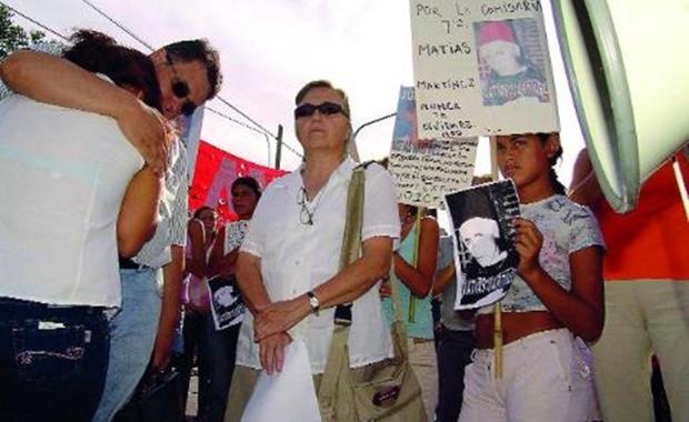 Marta Pelloni, su lucha contra la trata de menores